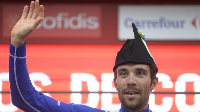 """Pinot confiant pour le Tour de Lombardie : """"Je suis un outsider"""""""