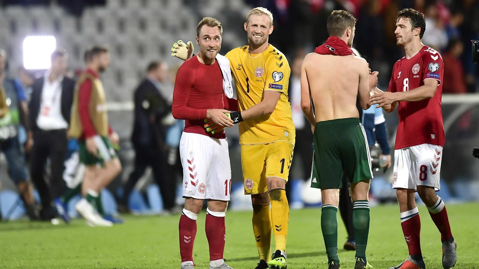 Christian Eriksen double sees Denmark sink Wales - UEFA Nations League 2018-2019 - Football ...