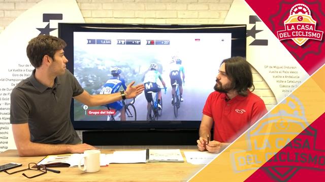 La Casa del Ciclismo (15ª etapa): Una buena explicación de por qué Nairo Quintana está decepcionando