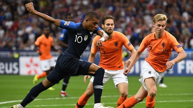 Série record, invincibilité et adversaire fétiche : Pays-Bas – France en chiffres