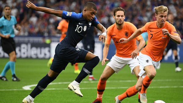 Live Frankreich Niederlande Uefa Nations League 9 September