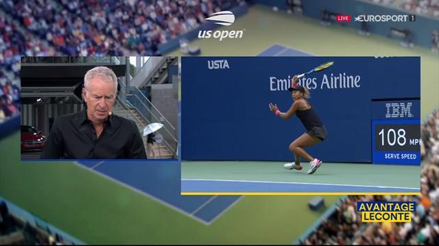 "McEnroe : ""Osaka ? C'est l'avenir du tennis"""