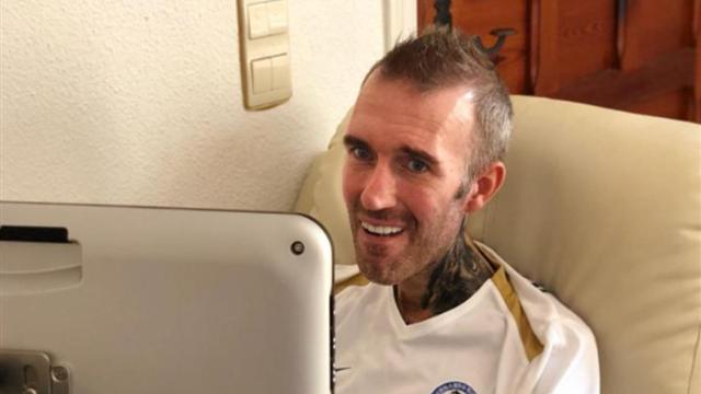 Прошлый игрок «Зенита» Риксен сумеет говорить при помощи компьютера