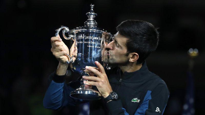 Novak Djokovic / US Open