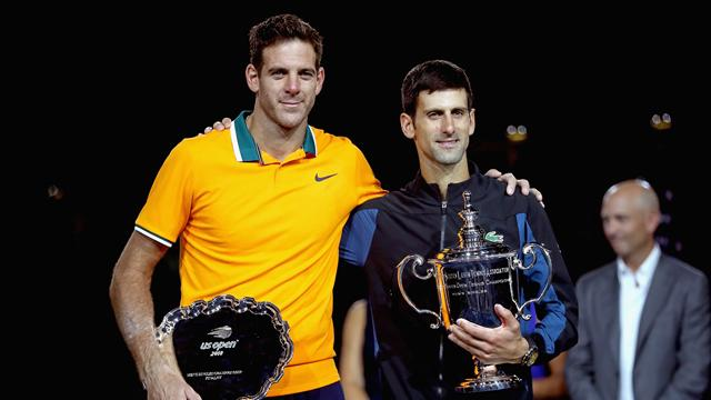 Djokovic beats Del Potro to claim 14th Grand Slam title at US Open