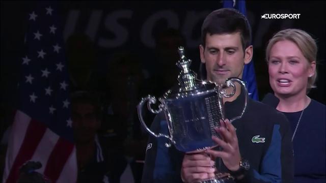 Дель Потро зверски сопротивлялся Джоковичу, но серб был неудержим на пути к третьему титулу US Open