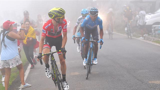 How The Race Was Won: Quintana angers Yates as Pinot claims Covadonga crown