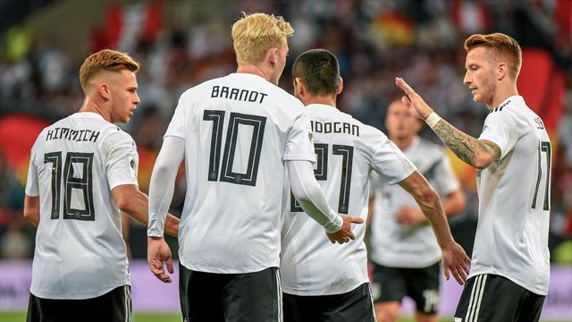 """Gündogan: DFB-Team will Fans """"wieder begeistern"""""""
