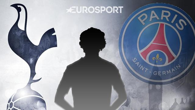 Euro Papers: Tottenham to beat Barca, Juve and Man City to PSG star