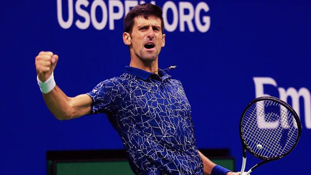 Novak Djokovic: The great comeback continues