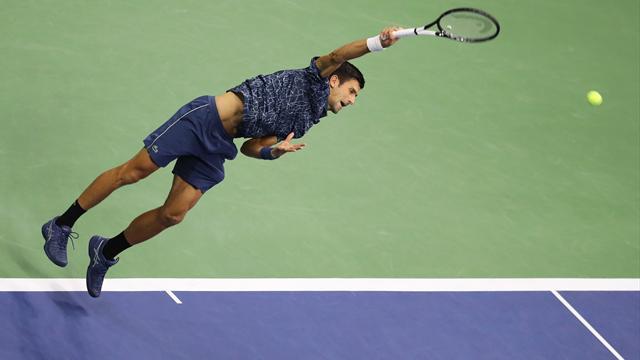 Novak Djokovic megmászta a legmagasabb csúcsokat és esze ágában sincs lejönni onnan