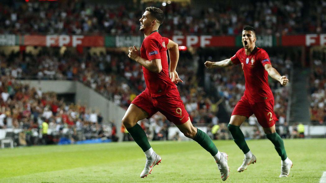Calendario Campionato Portoghese.Nations League Le Semifinali Saranno Portogallo Svizzera E