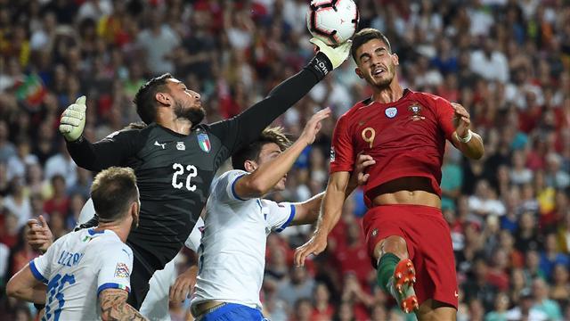 Le Portugal bien lancé, l'Italie toujours à l'arrêt