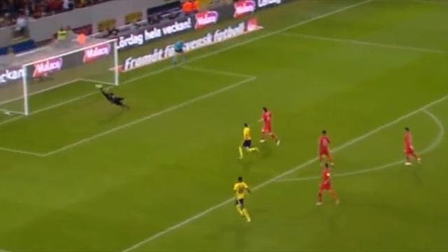 Сборная Турции одержала волевую победу над командой Швеции вматче Лиги наций