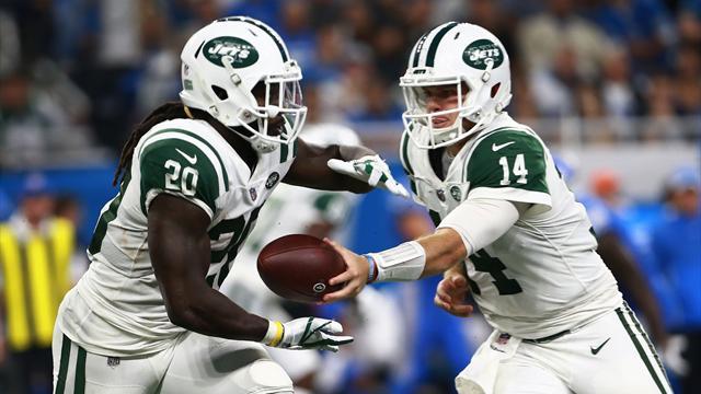 Les Jets et les Rams démarrent fort