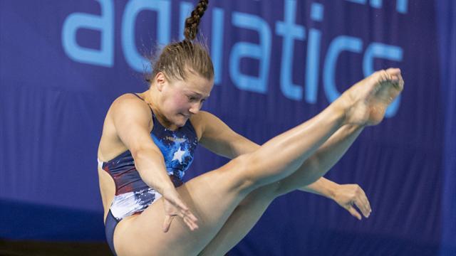 European Championships: Punzel/Hentschel springen zu EM-Silber