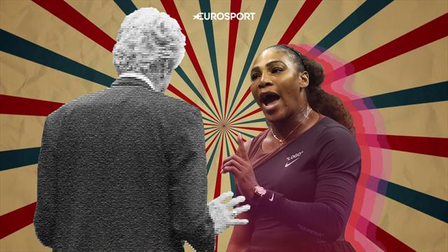 Теннисные судьи собираются бойкотировать матчи сучастием Серены Уильямс