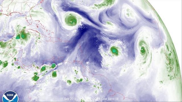 Un cyclone menace les Jeux équestres mondiaux de Tryon