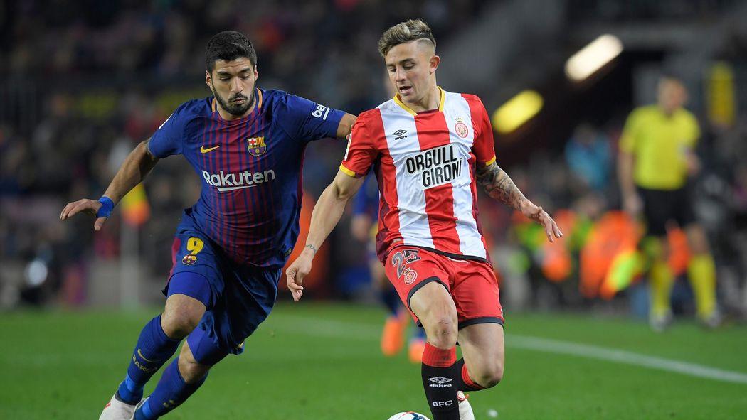 Barcelona 0-1 Girona Match Highlight