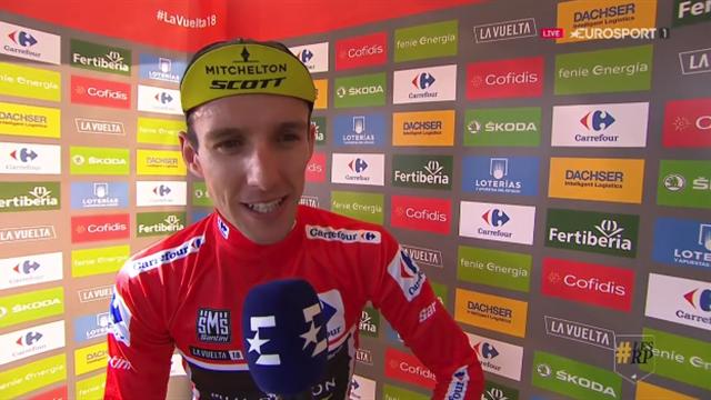 """Yates : """"Sur le Giro, j'avais encore plus d'avance..."""""""