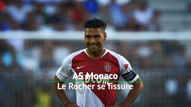 Monaco - Le Rocher se fissure