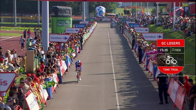 Vuelta #17-Woods triomphe au Balcon de Bizkaia