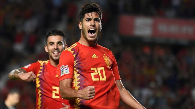 💪🇪🇸 España golea a Croacia en una noche de fútbol inolvidable (6-0)