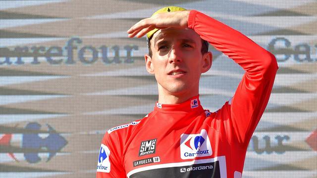 Dennis remporte le contre-la-montre, Yates reste leader — Tour d'Espagne