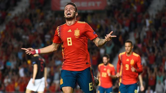 Une fessée pour la Croatie, un festin pour l'Espagne
