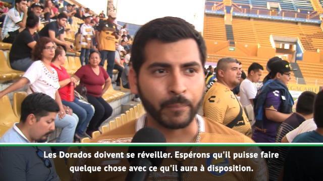 Dorados - Les supporters pleins d'espoirs avec la venue de Maradona