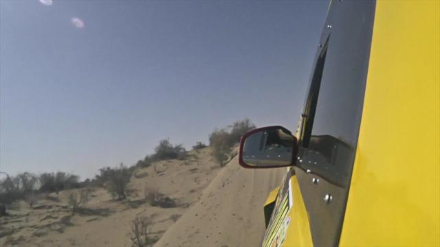 Turkmen Desert Race : L'image du jour
