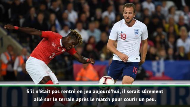 "Angleterre - Southgate : ""Kane avait besoin de souffler un peu"""