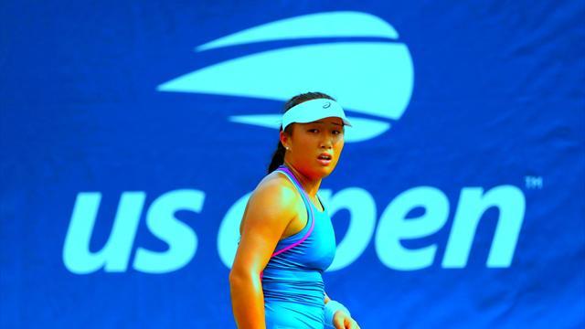 Tennis talent : Liu, une main de fer dans un gant de soie