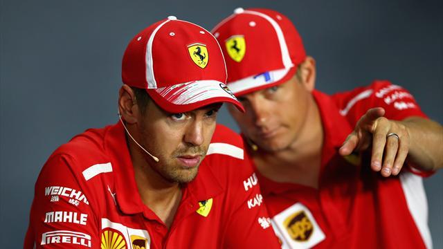 La Ferrari crede ancora nel Mondiale costruttori: tutte le possibili combinazioni