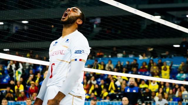 Malgré leur remontée, les Bleus s'inclinent face au Brésil — Mondial de volley
