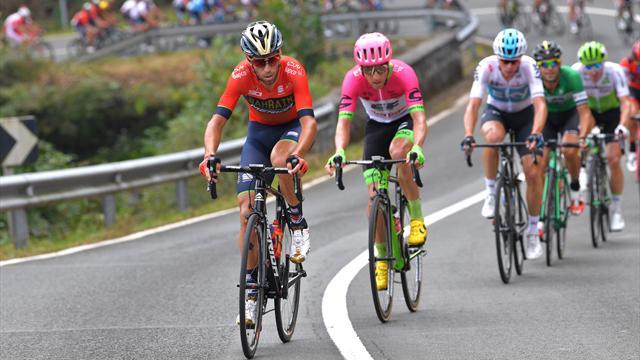 """Vincenzo Nibali si sfoga: """"Non sono nella condizione di fare la differenza al Mondiale"""""""