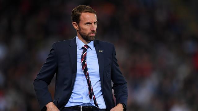Саутгейт продлил контракт с Англией до 2022 года