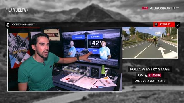 Contador en Eurosport: Alberto advierte al Movistar, les puede pasar lo mismo que a él con Armstrong
