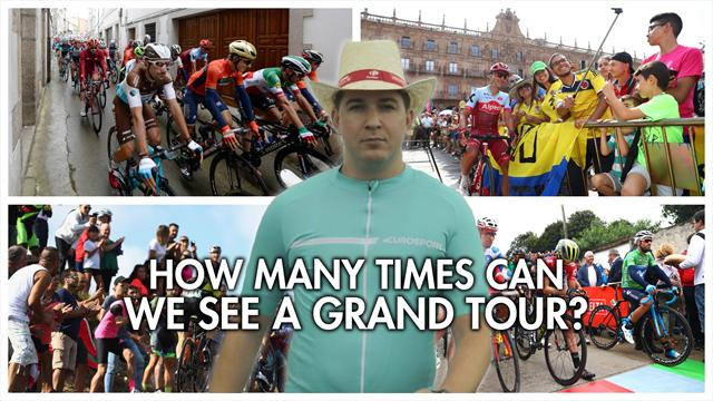 One Day, Huge Drama: How many times can we see a Grand Tour?