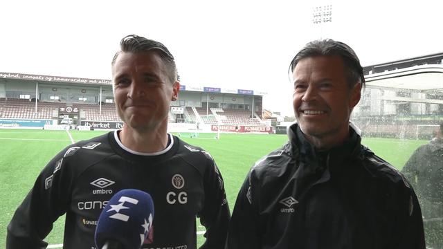Se Gauseths hysteriske svar til Mjøndalen-treneren