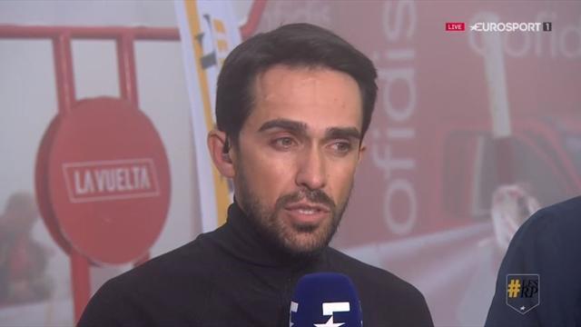 """Contador : """"Quintana a été écarté du classement général"""""""