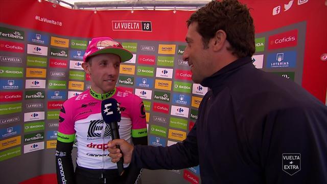 Vinnerens rørende intervju: – Jeg ville vinne for han og det gjorde jeg