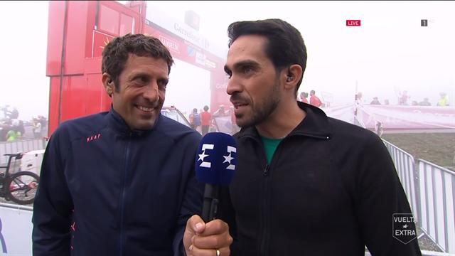 """Contador en Eurosport: Elogios de Alberto a Enric Mas, """"luchará por ganar grandes vueltas"""""""