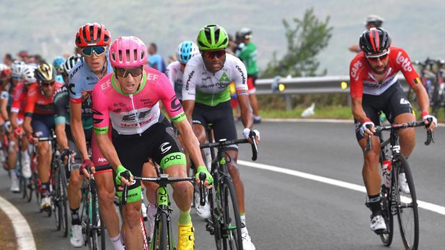 Schlüsselmomente der 17. Etappe: Woods fährt auf der letzten Rille, Valverde zeigt Stärke
