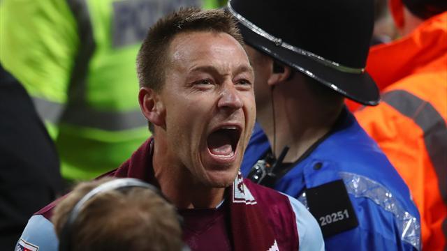 Terry dit finalement non au Spartak Moscou