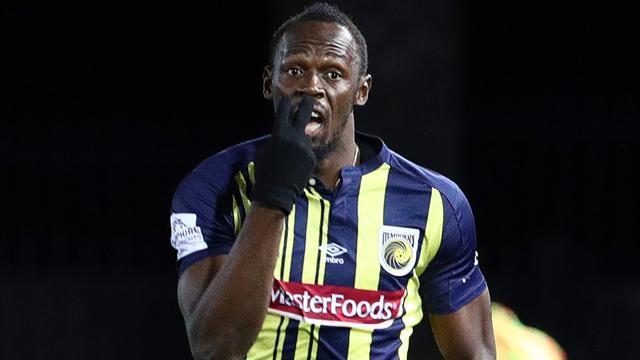 Gotze: Bolt can make it in football
