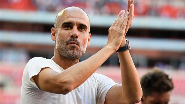 Guardiola: I'll finish where I started... La Masia