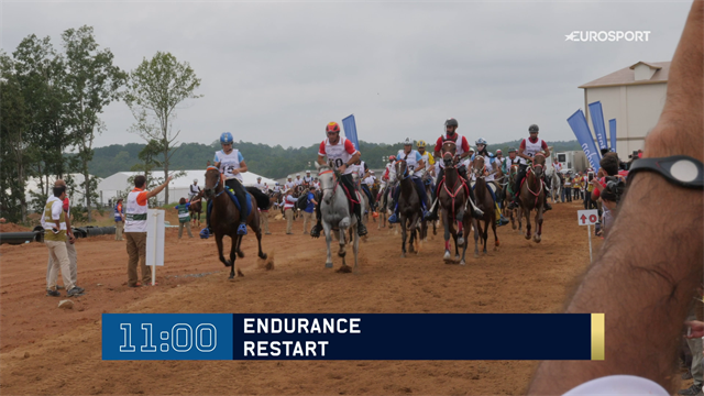 Inside the World Equestrian Games: Endurance cancelled due to extreme  weather