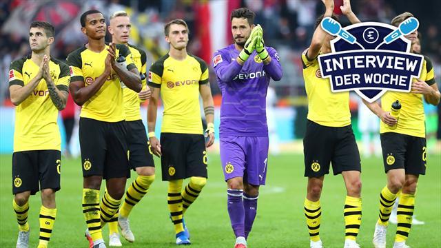 Bürki spricht über neuen BVB: Das hat sich in dieser Saison verändert