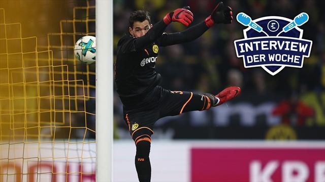 BVB-Keeper Bürki exklusiv: So bin ich mit Fan-Anfeindungen umgegangen